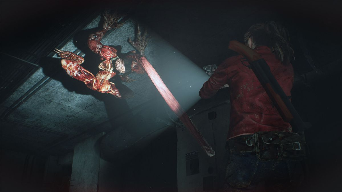 How Resident Evil 2 Fell Apart Then Became One Of Capcom S