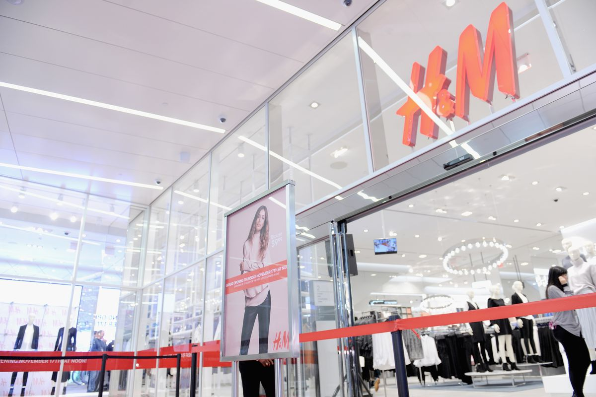 H&M And Cara Delevingne Celebrate Opening Of New Location At Westfield World Trade Center