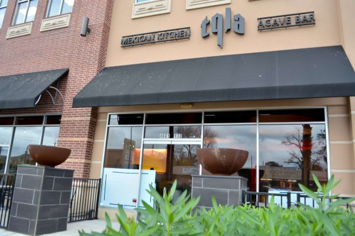 New upscale casual restaurant taking over former TQLA space.