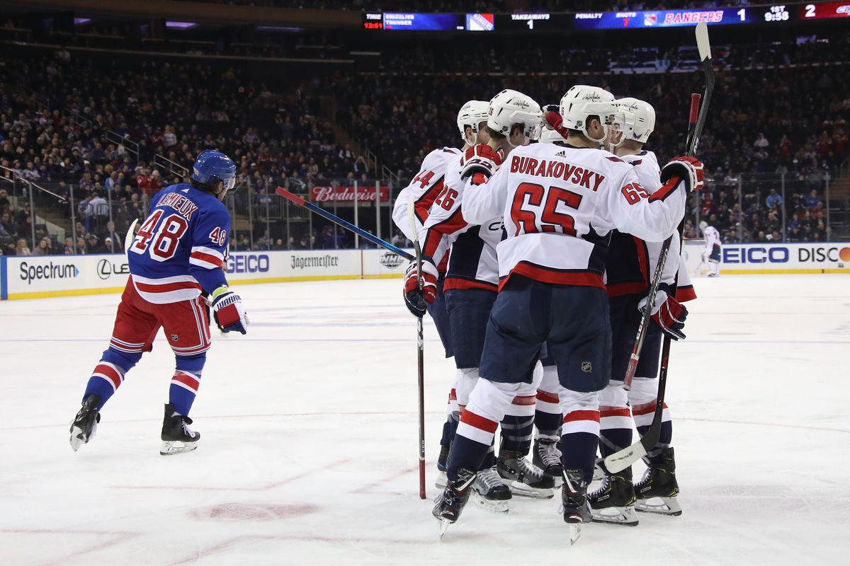 Capitals vs Rangers Recap  Caps Grab The Extra Point In 3-2 Shootout ... 80a228a07f69