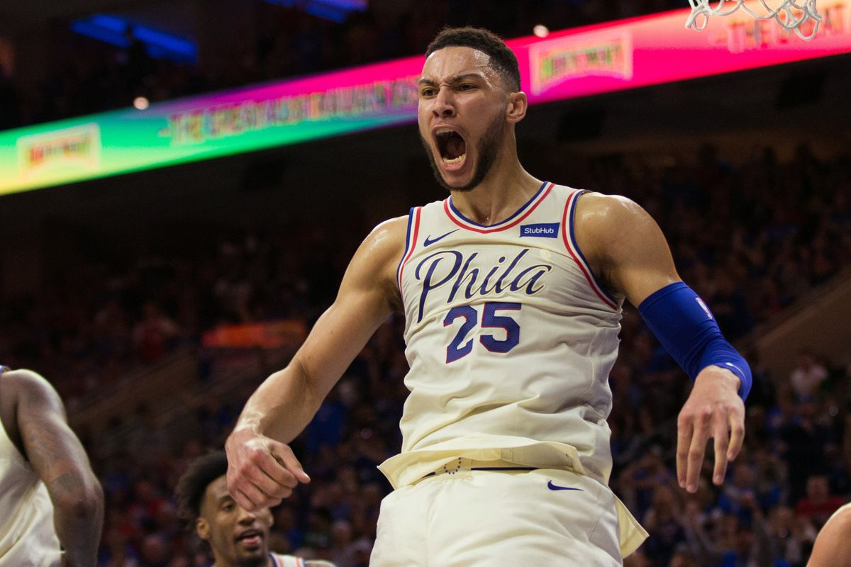 new concept 18734 2f950 Ben Simmons is an All-Star; case closed - Liberty Ballers
