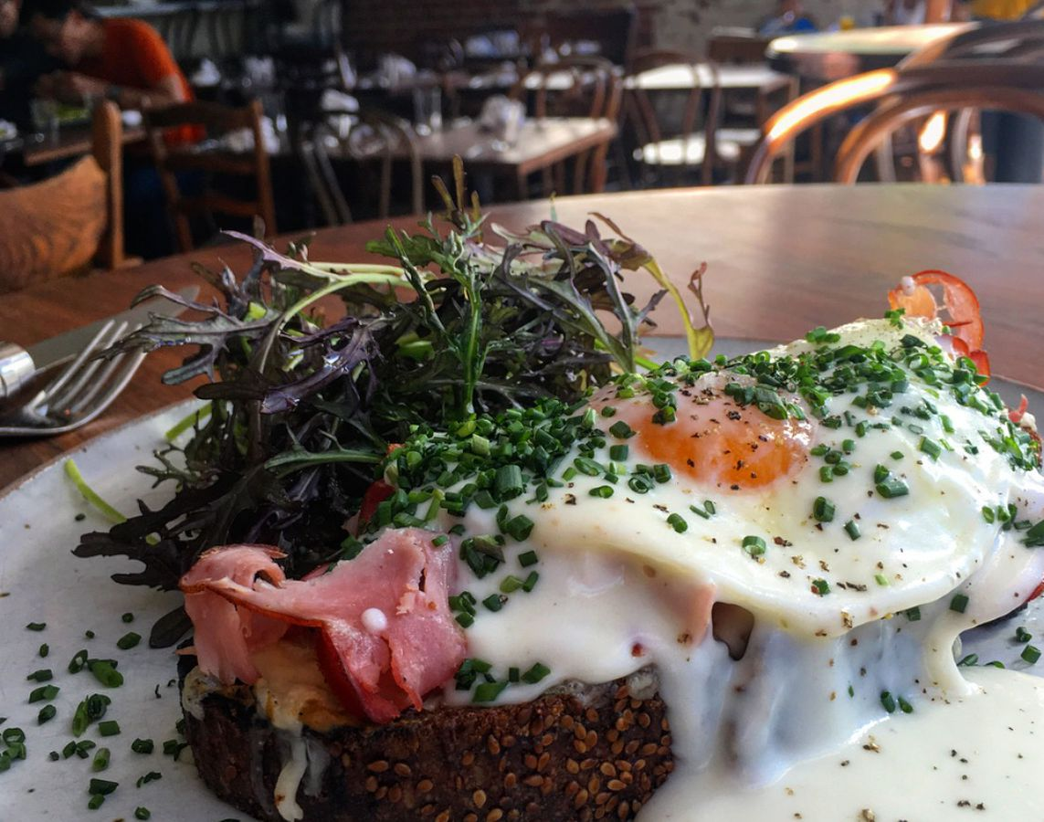 10 Croque Madames for a Hearty French Breakfast in LA - Eater LA