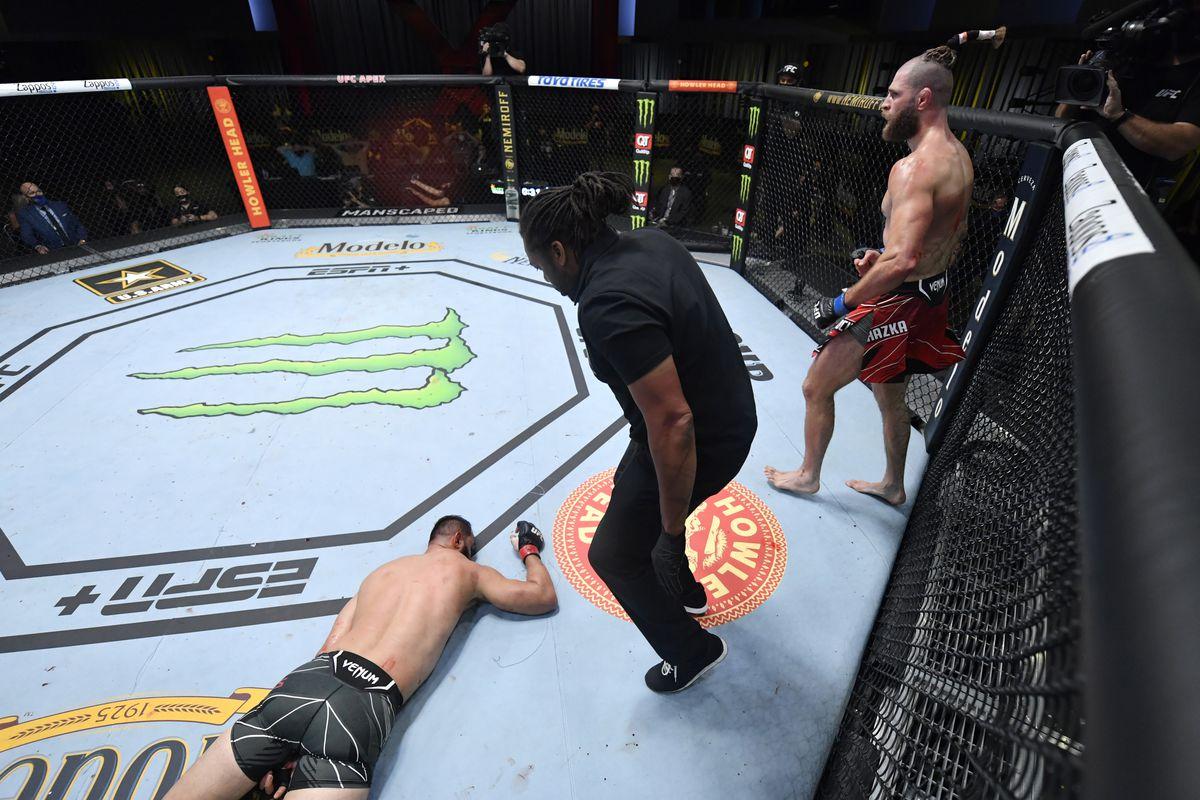 UFC Fight Night: Reyes v Prochazka