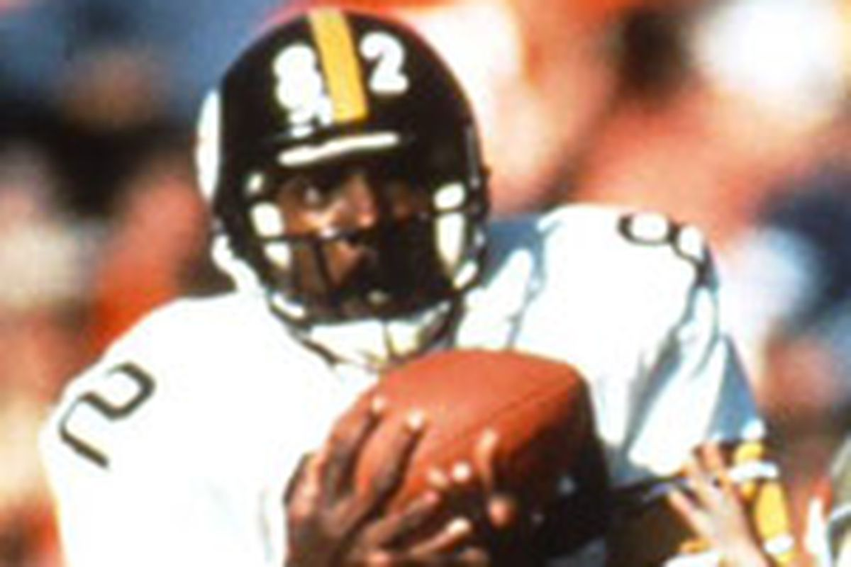 e95a16afb In 1984 the Steelers were entering a new era in the franchise s history   Terry Bradshaw had just retired after too many injuries plagued his career  and ...