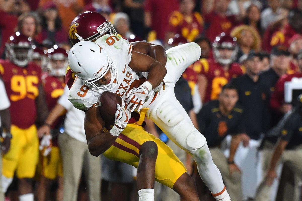 NCAA Football: Texas at Southern California