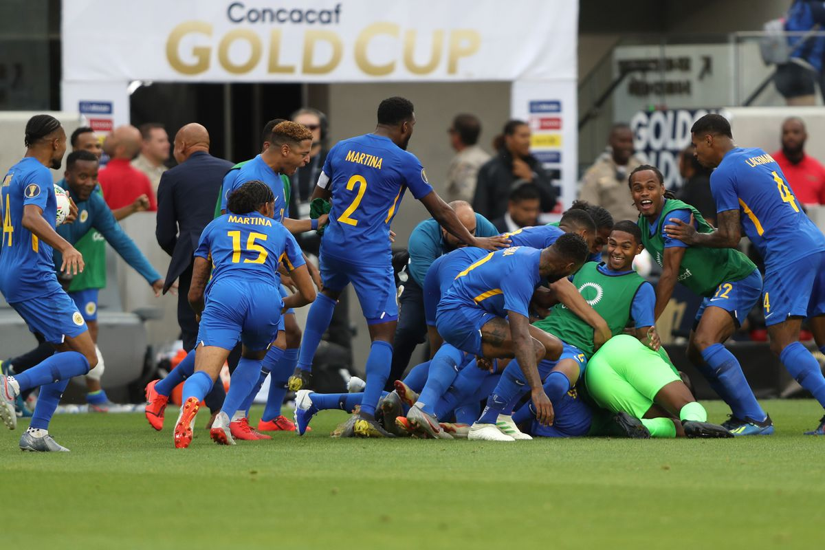 Jamaica v Curacao: Group C - 2019 CONCACAF Gold Cup