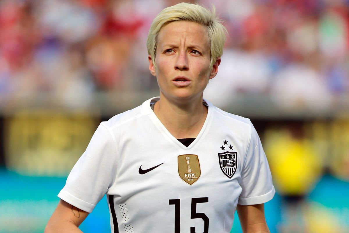 U.S. Soccer missed the point of Megan Rapinoe's protest ...