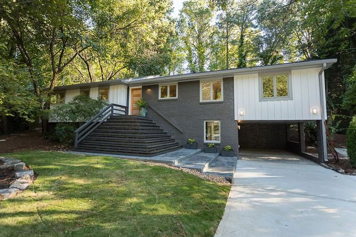 For 600k Midcentury Modern Near Emory Delivers