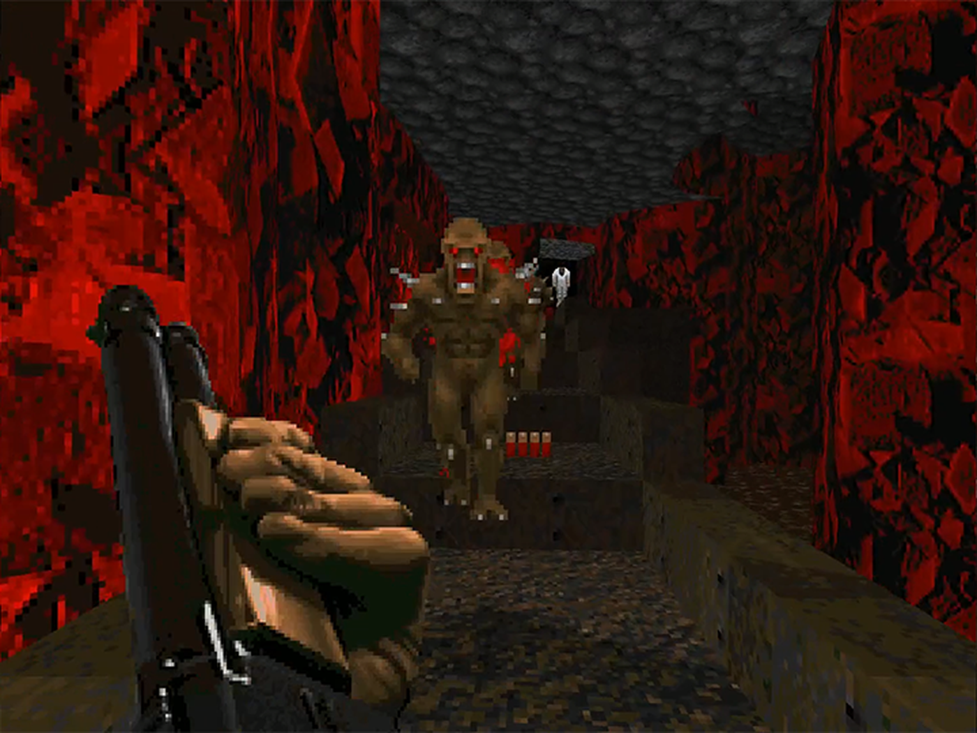Doom And Doom 2 Get 60 Fps Quick Saves And Add On Support Polygon