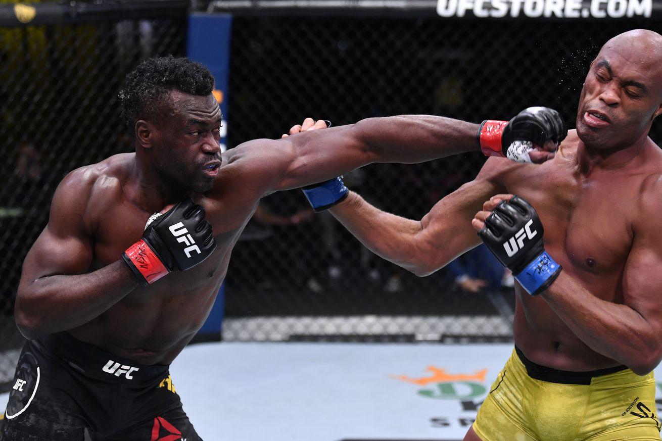 UFC Fight Night: Hall v Silva