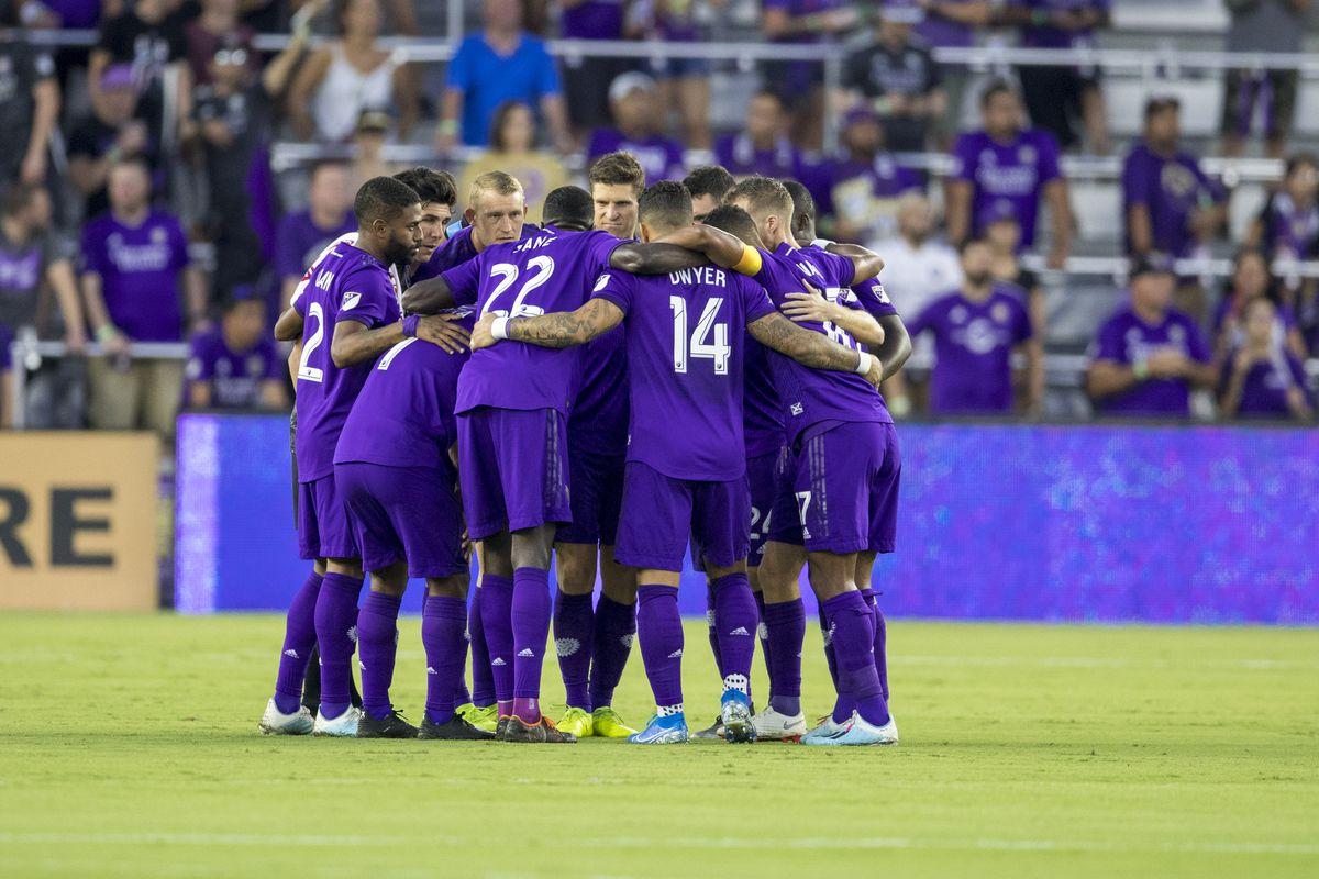 SOCCER: SEP 07 MLS - LAFC at Orlando City SC