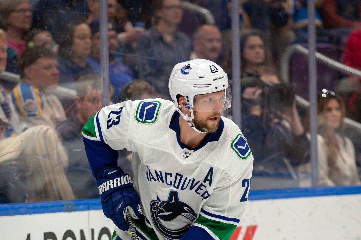 Speculating on Future Captains 2019 Part VII: Vancouver Canucks