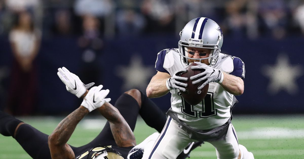 Cowboys vs. Eagles injury report: Cole Beasley, Chidobe Awuzie full participants in practice