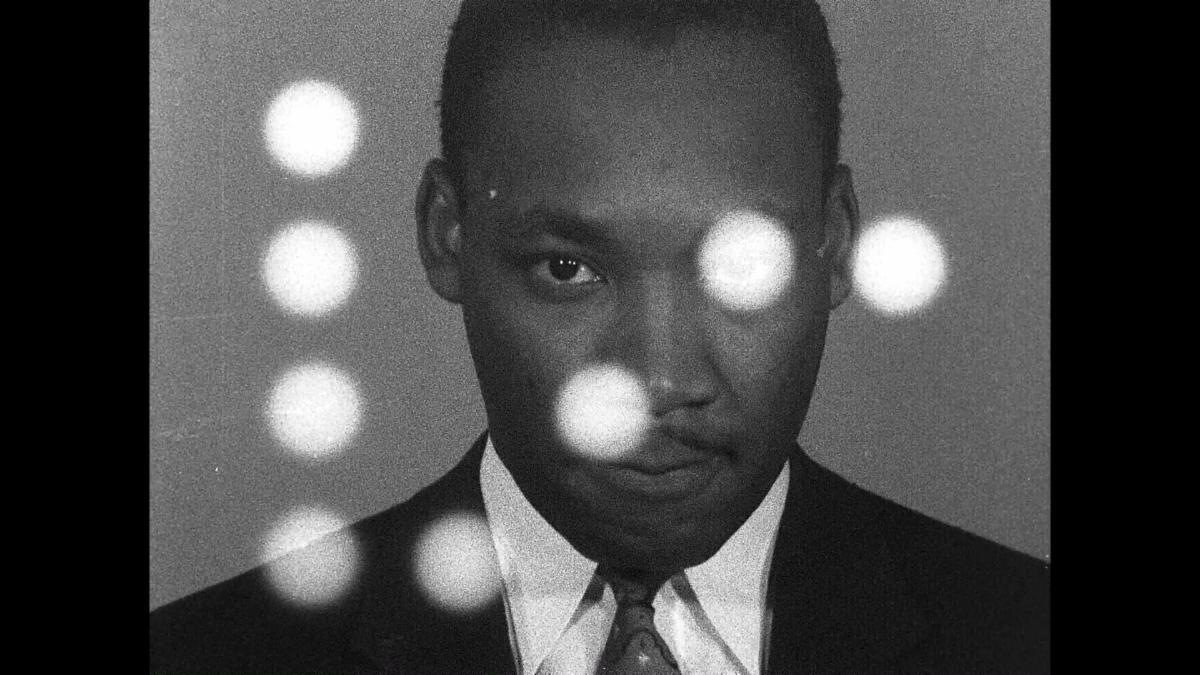 Martin Luther King Jr. in MLK/FBI