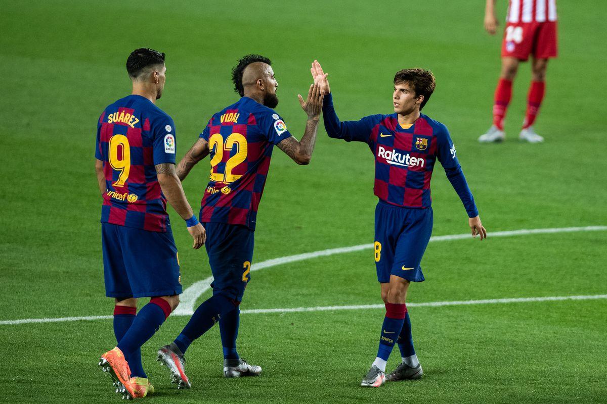 Riqui Puig: Barcelona's diminutive silver lining - Barca Blaugranes