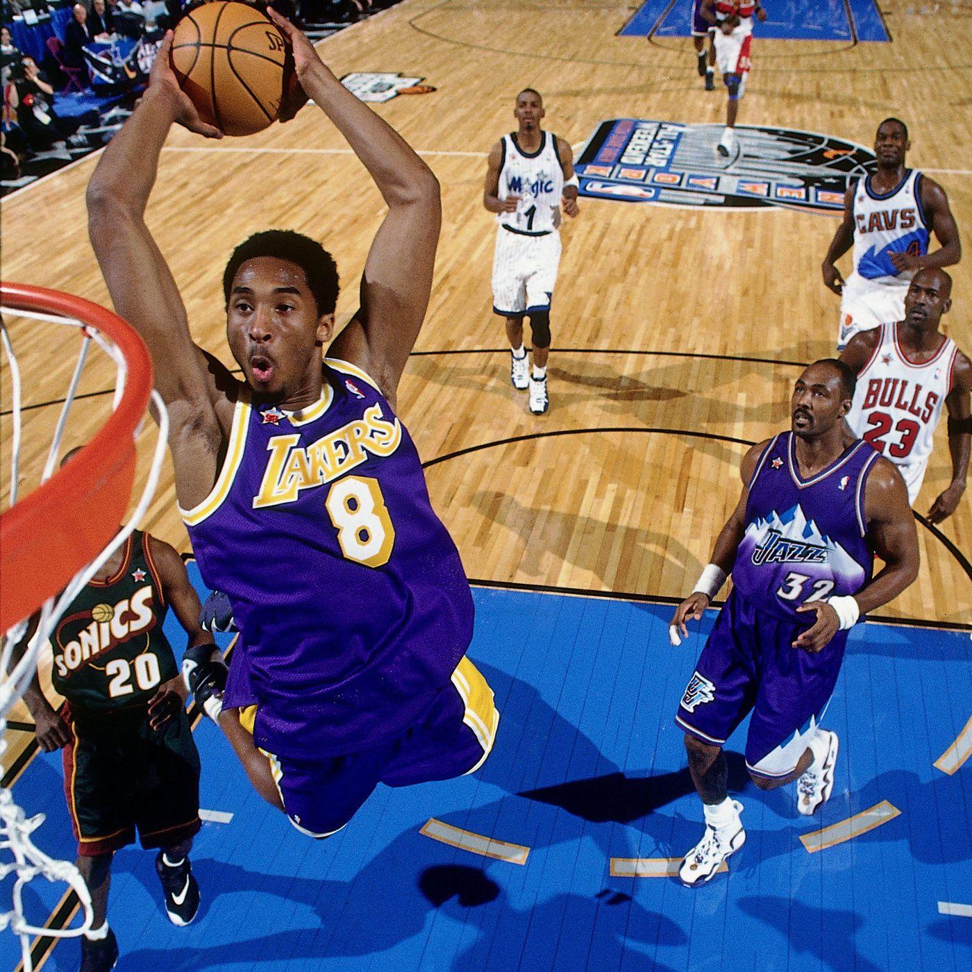 Jason Kidd couldn't believe Kobe waved off Karl Malone in All-Star ...