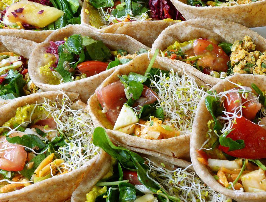 London's best Afro Vegan restaurants: Rainforest Creations