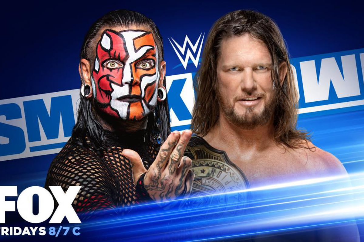Wwe Smackdown Results Live Blog Aug 21 2020 Thunderdome Cageside Seats