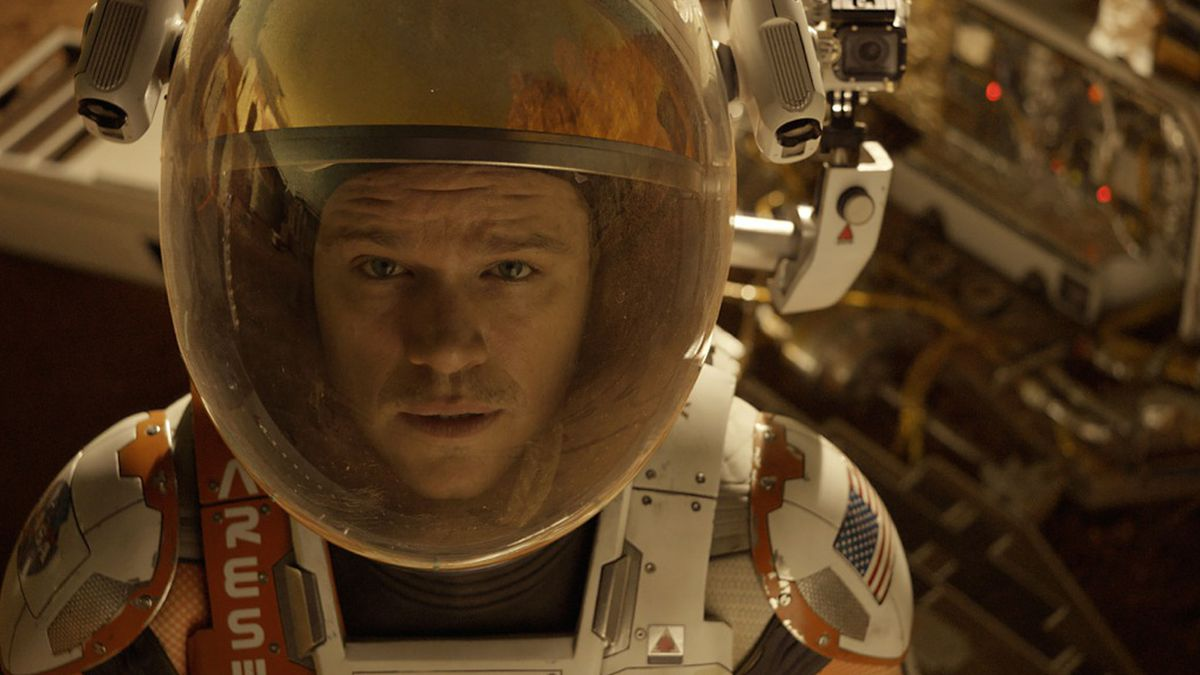 Matt Damon On Mars Action Star Emily Blunt And 16 Other Must See