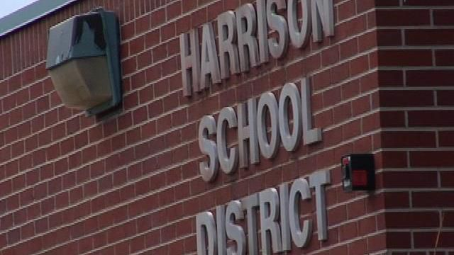 Harrison District 2 is just south of Colorado Springs District 11