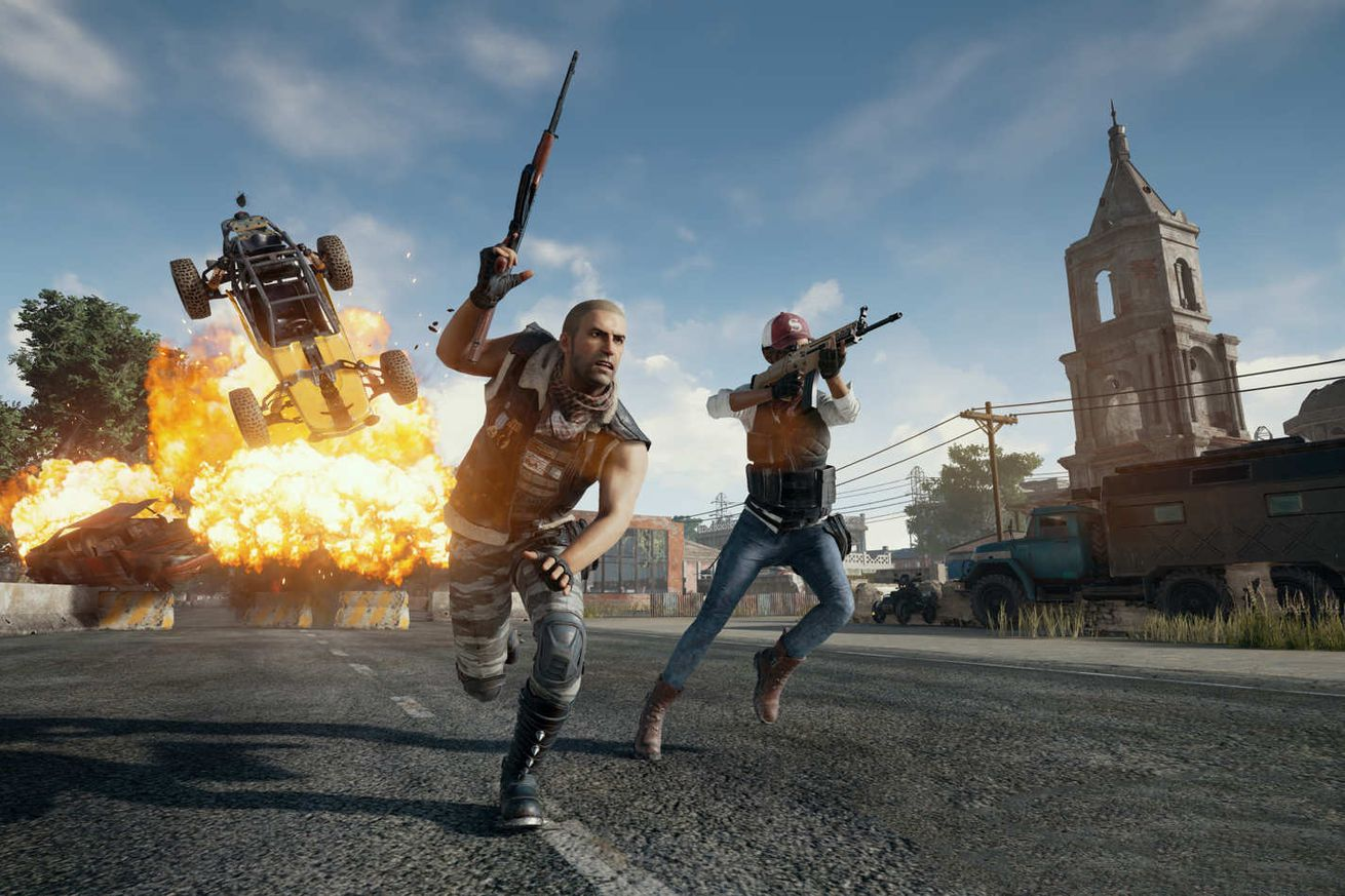 Microsoft will be the publisher of PlayerUnknown's Battlegrounds when it comes to Xbox
