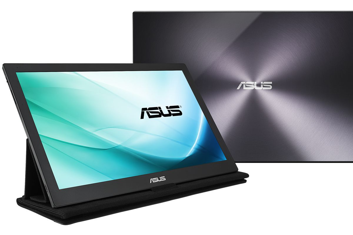 Asus Just Dropped The First Portable Monitor With A Usb