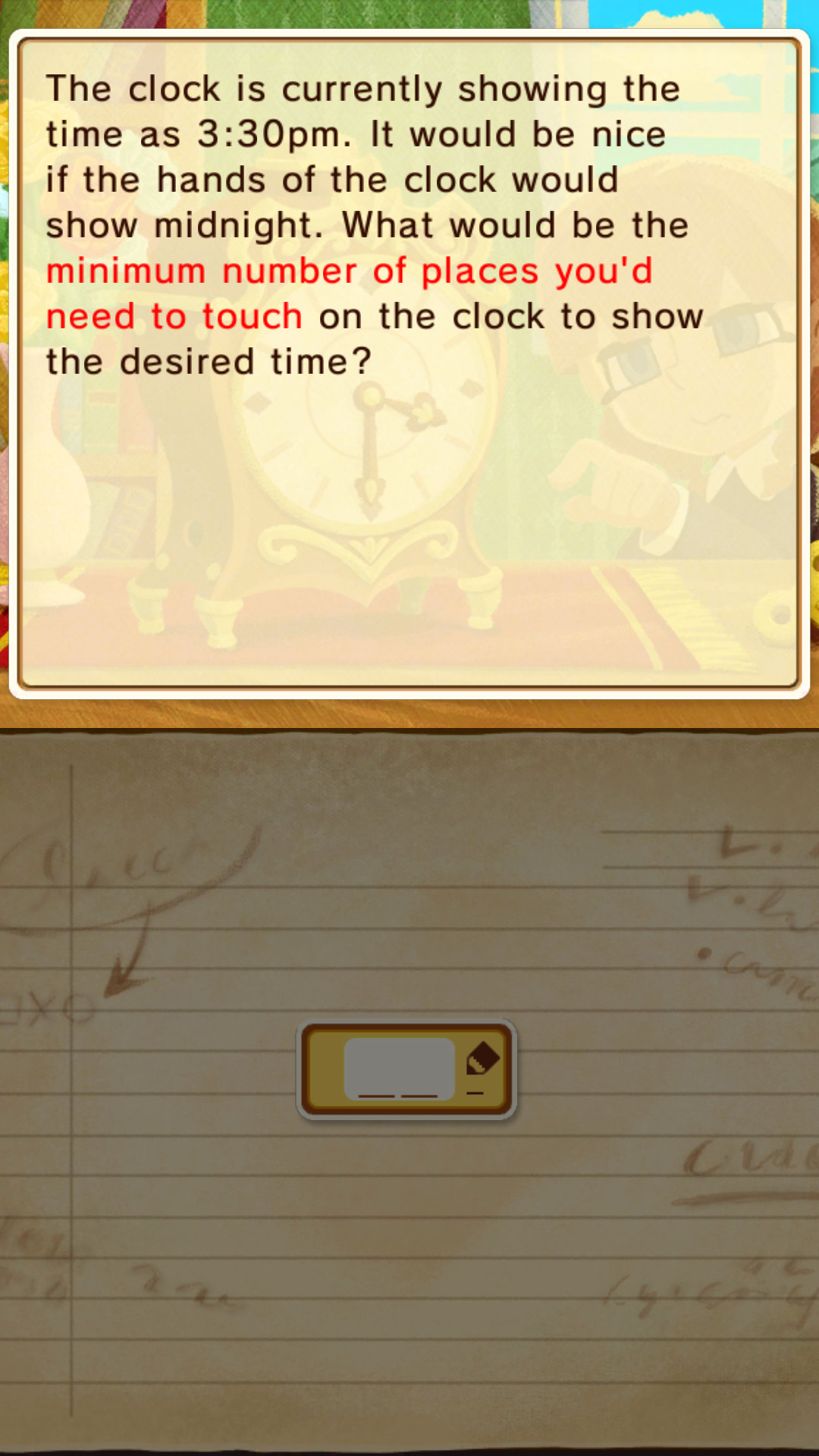 the hands of time — layton's mystery journey