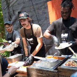 Debut of Eater Austin favorite Dylan Taylor's BBQ inspired restaurant