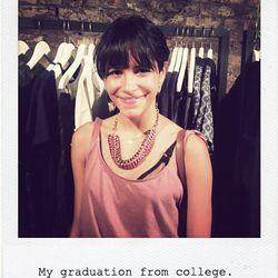 Maria, student