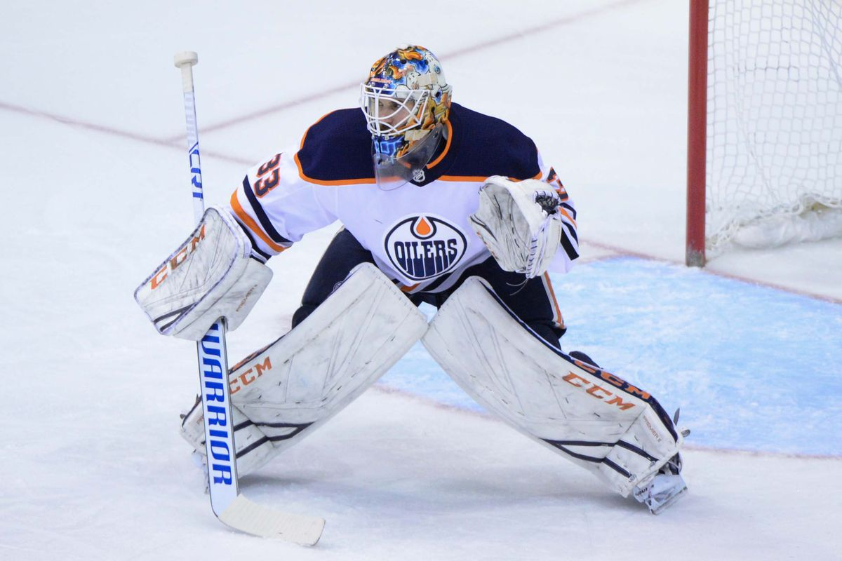 Cam Talbot Calls Goaltender Interference Rule F King Ridiculous