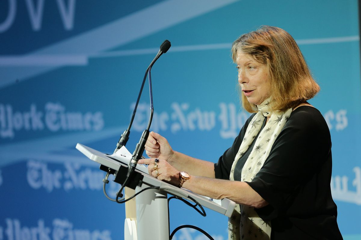 Jill Abramson, the former editor of the New York Times, got into a confrontation with management over her pay.