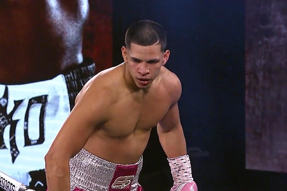Edgar Berlanga quiere pelear con Gabriel Rosado en la parada puertorriqueña
