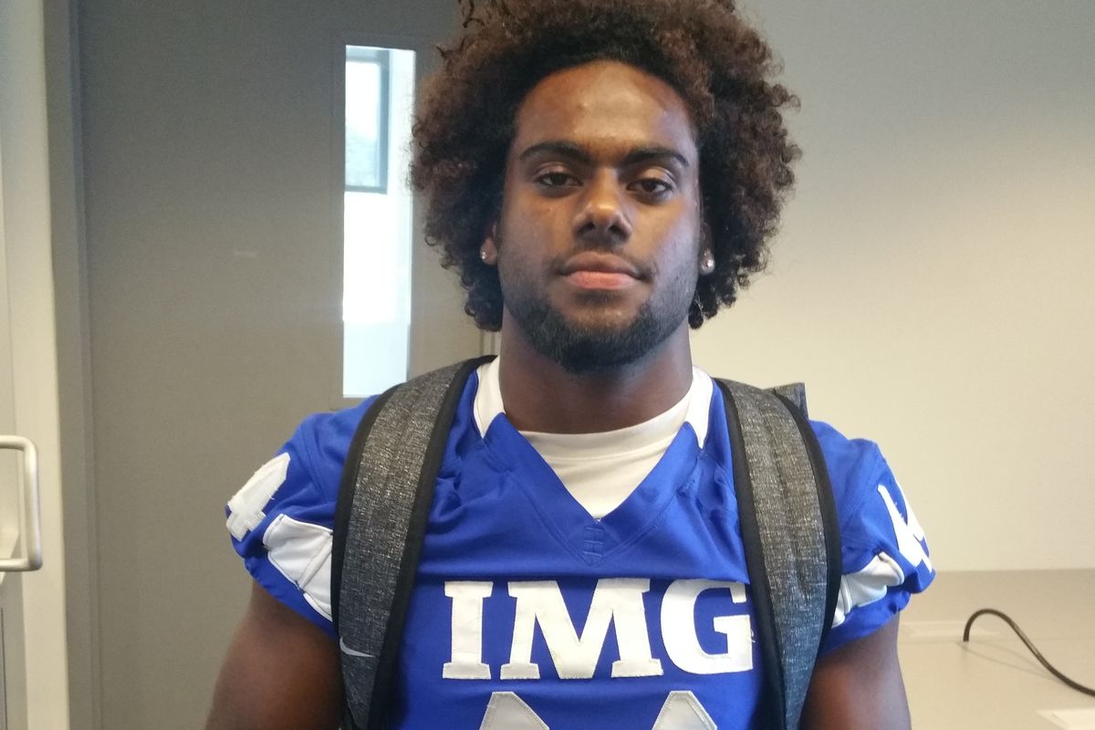 Bookie at IMG