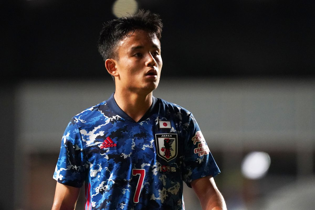 Japan v Honduras - U-24 International Friendly