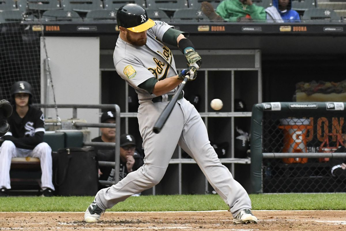 MLB: Game One-Oakland Athletics at Chicago White Sox