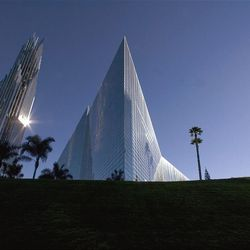 The Crystal Cathedral in Garden Grove, Calif., is being sold to pay off more than $40 million in debt.