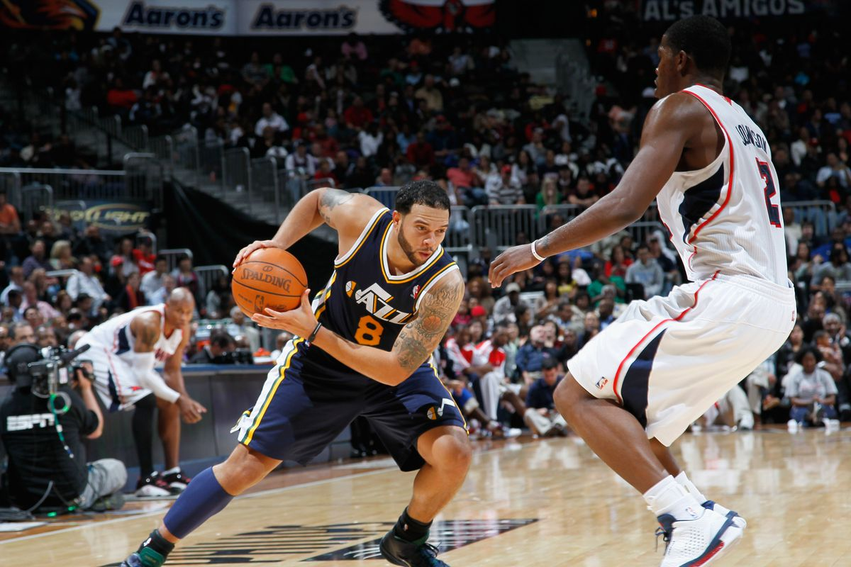 Is it time for the Utah Jazz to forgive Deron Williams  - SLC Dunk e9b0ae033