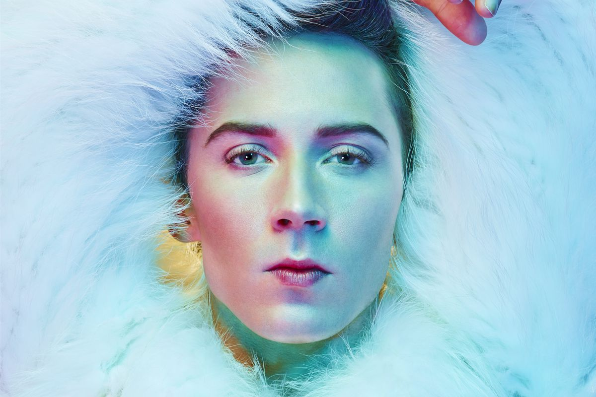 Johnny Weir stars in the new documentary, 'To Russia With Love'