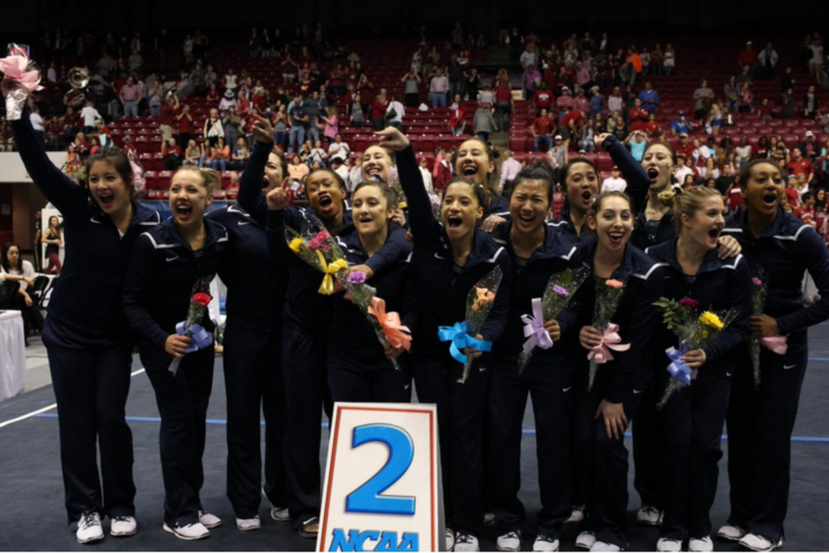Golden Bears are NCAA Championships bound for only the 2nd time in program history!