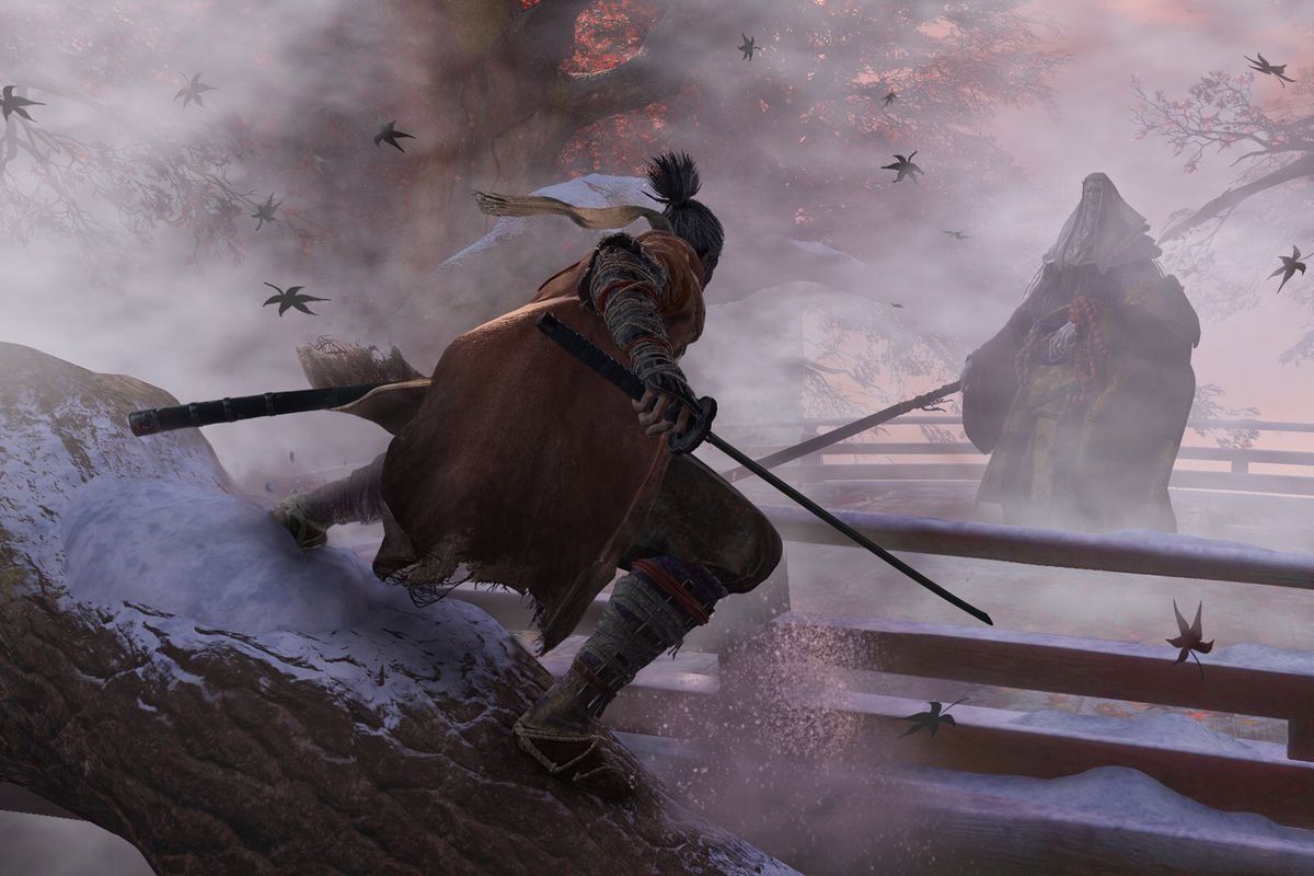 Dark Souls' creator on what sets Sekiro: Shadows Die Twice