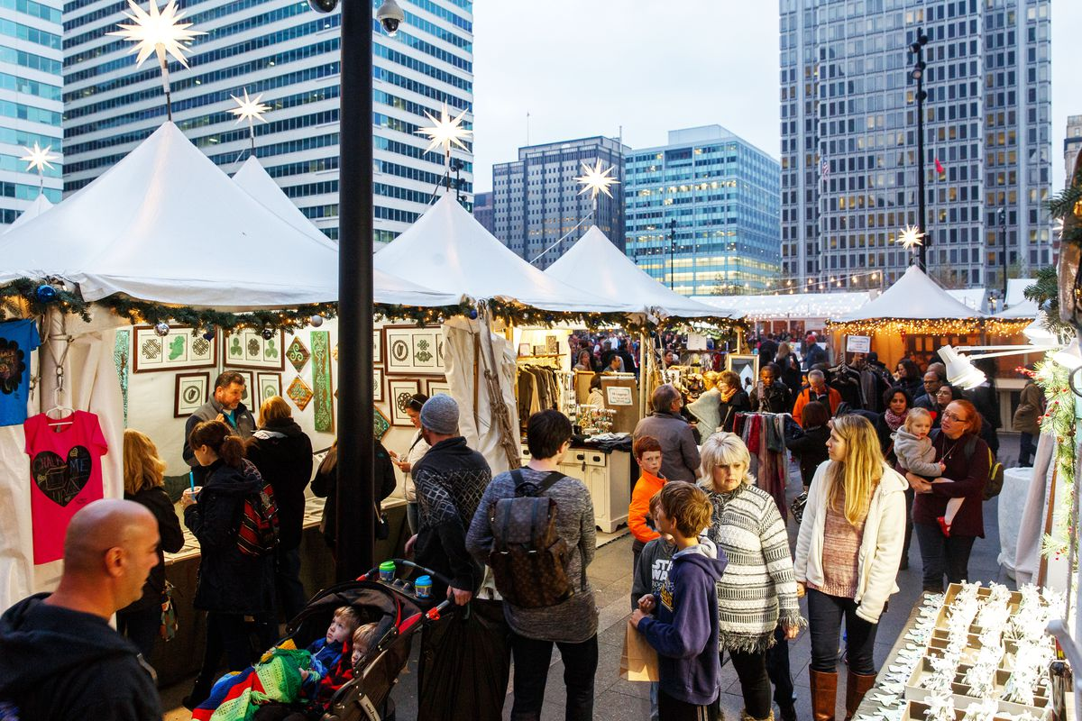 A big guide to Philly's holiday markets - Curbed Philly