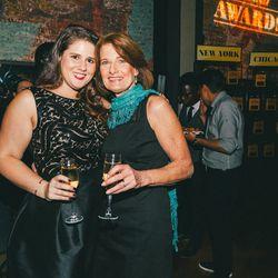 Racked NY News Editor Laura Gurfein and her mom, Claire Gurfein