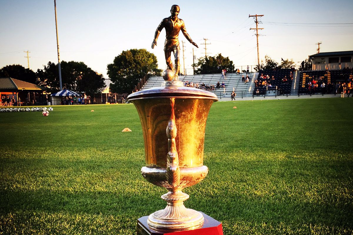 Milwaukee Cup trophy