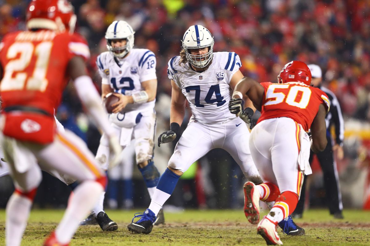 At What Positions Do The Colts Still Need To Find Long