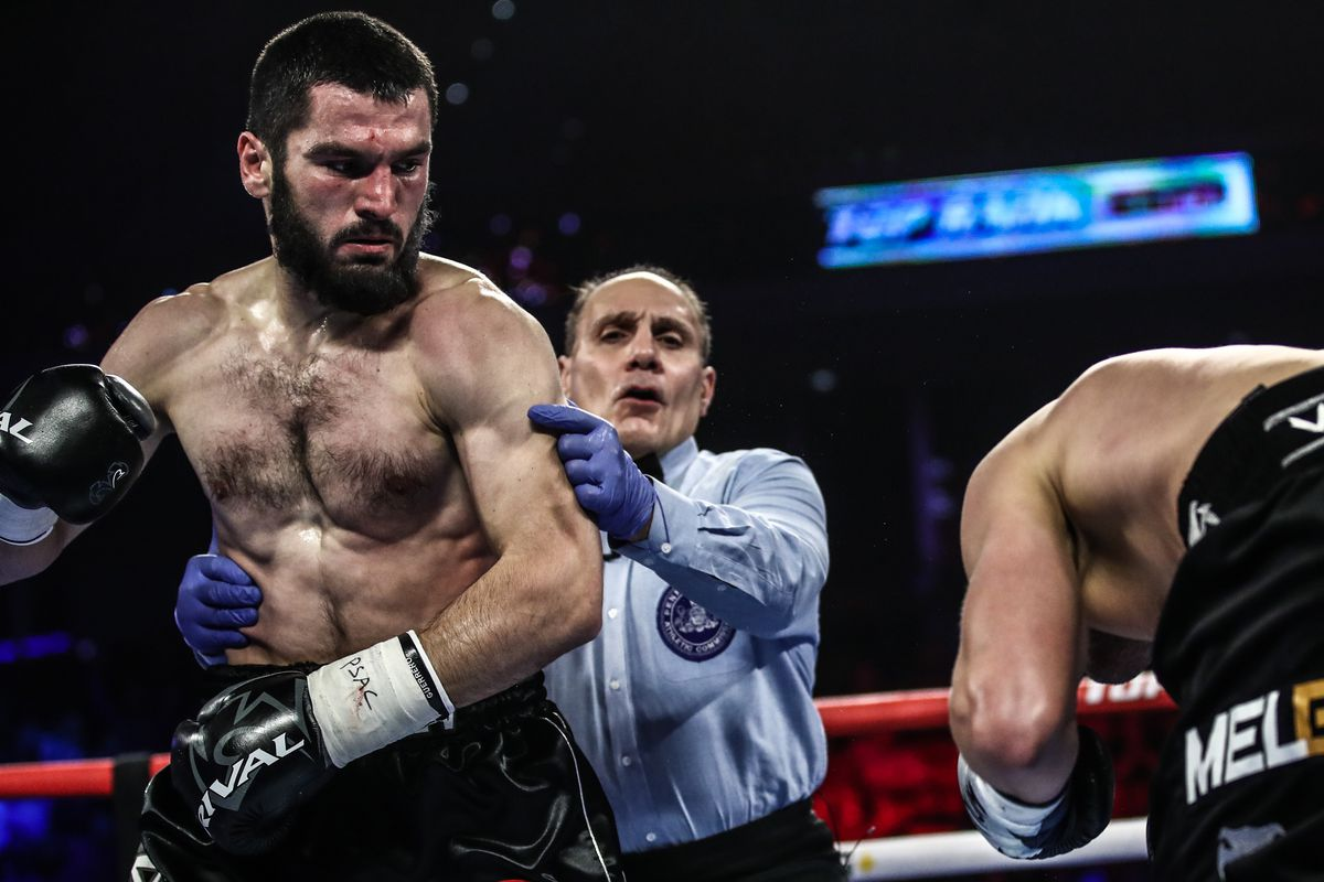 Beterbiev eyes possible fight in China, don't expect Canelo bout soon