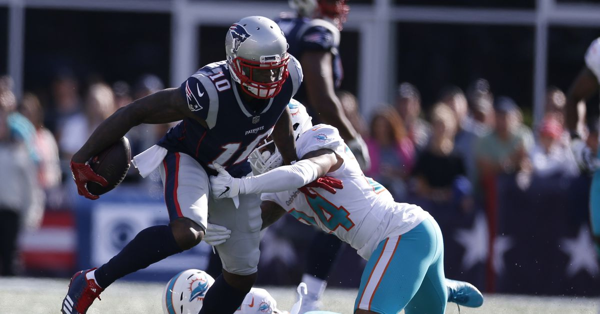 Patriots vs Dolphins: Game time, TV schedule, channels, odds, live streaming