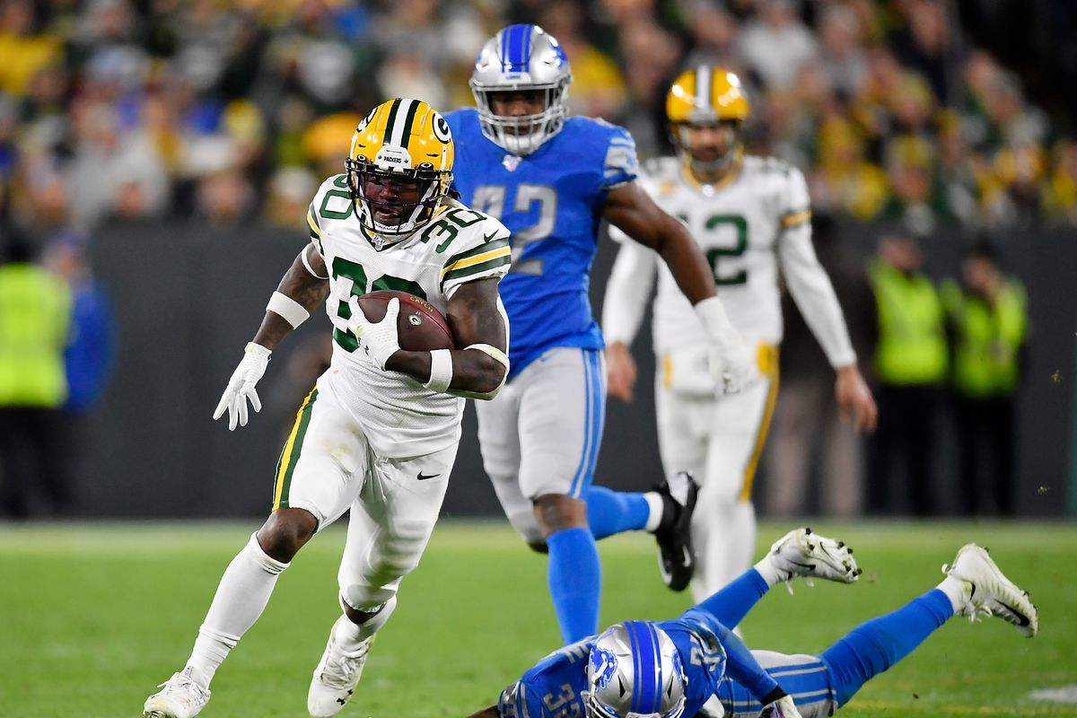 Packers Vs Lions Week 2 2020 Game Time Tv Broadcast Map Odds More Acme Packing Company