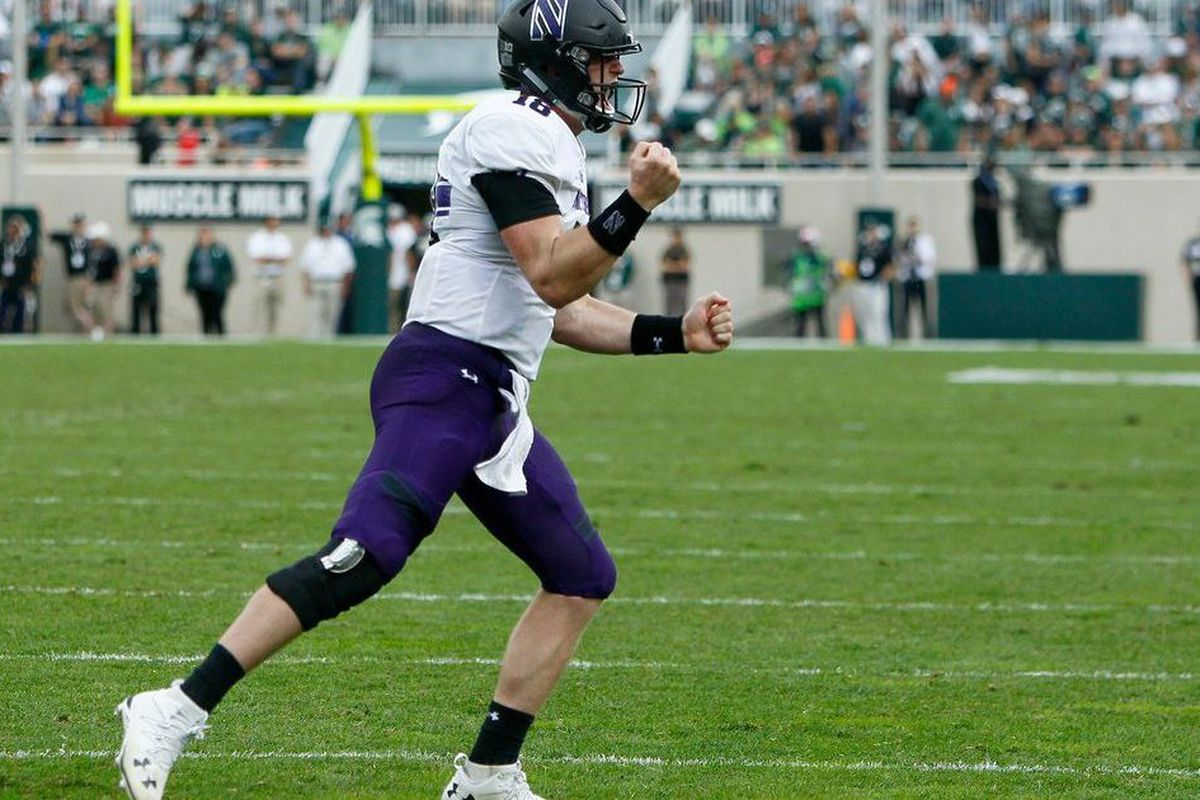 The Big 10: Northwestern, Illinois pull off rare dual feat