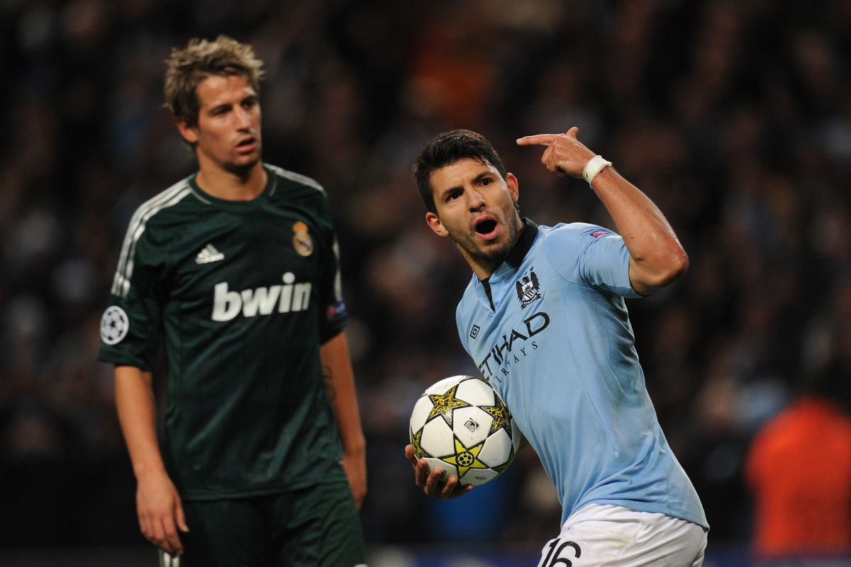 Soccer : UEFA Champions League - Manchester City v Real Madrid