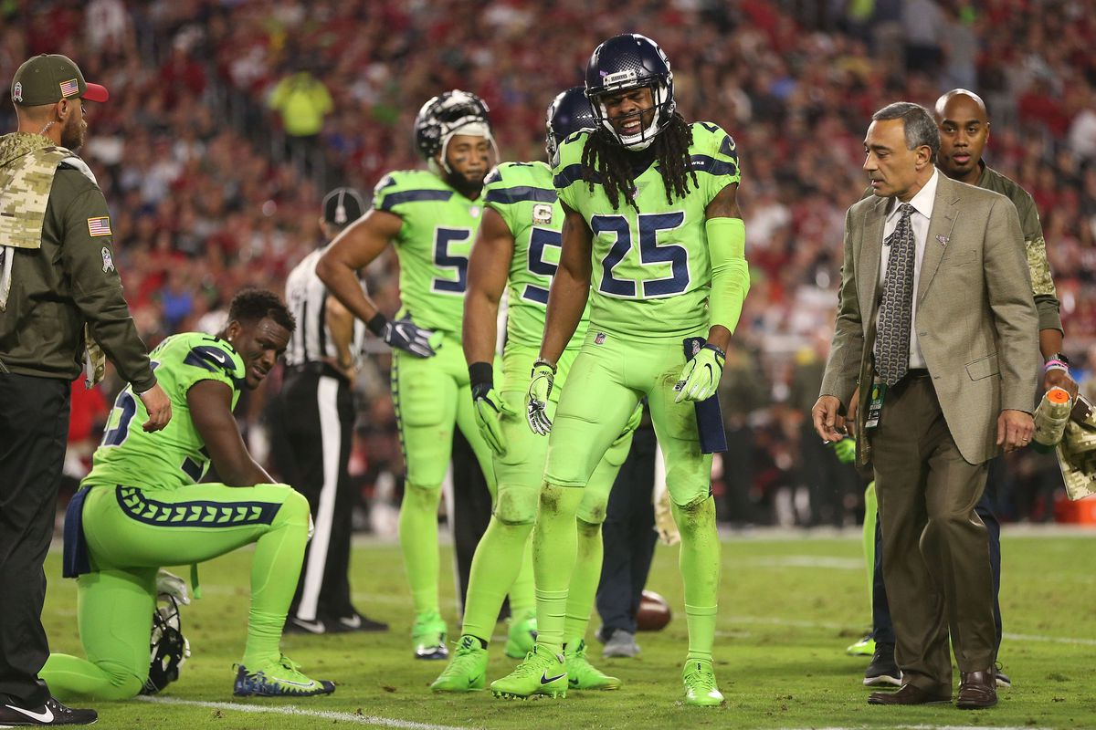 The Seahawks Win Cost Them Richard Sherman—and Possibly a Lot